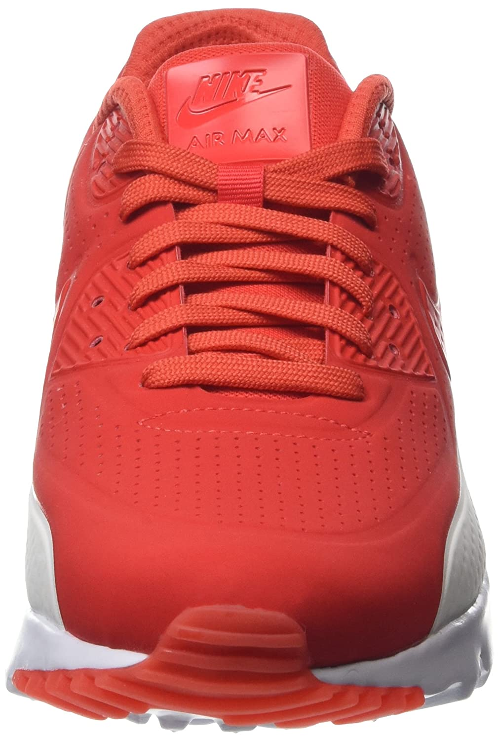 Nike Air Max 90 Ultra Moire red white 819477 611 (10.5)