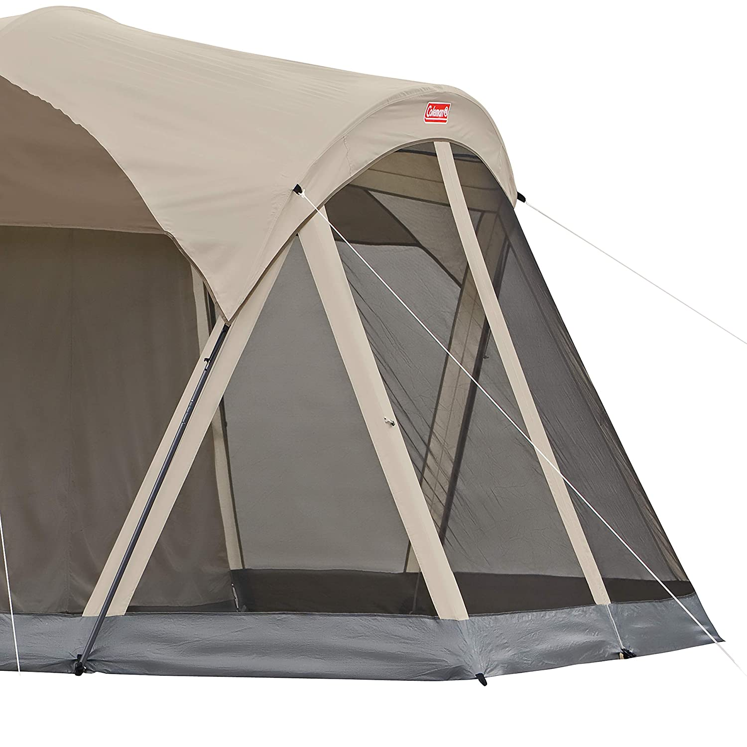 4f3d3bf1c6c Amazon.com : Coleman WeatherMaster 6-Person Tent with Screen Room : Sports  & Outdoors