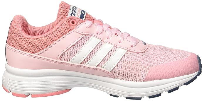 watch 1b2e0 961a0 Adidas Cloudfoam Vs City K, Zapatillas de Running para Niñas, DivaFtwwhtAshblu,  37 13 EU Amazon.es Zapatos y complementos