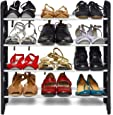 KPM™ Easy to Assemble & Light Weight Foldable Shoe Rack.