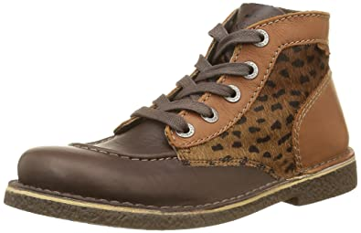 Chaussures Kickers marron femme bljEw2