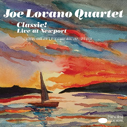 Joe Lovano  - Classic: Live at Newport cover