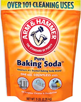 Arm & Hammer Pure Baking Soda (5 lbs)