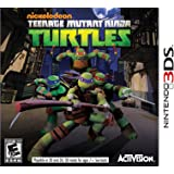 Teenage Mutant Ninja Turtles - Nintendo 3DS