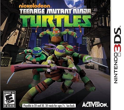 Teenage Mutant Ninja Turtles - Nintendo 3DS by Activision ...