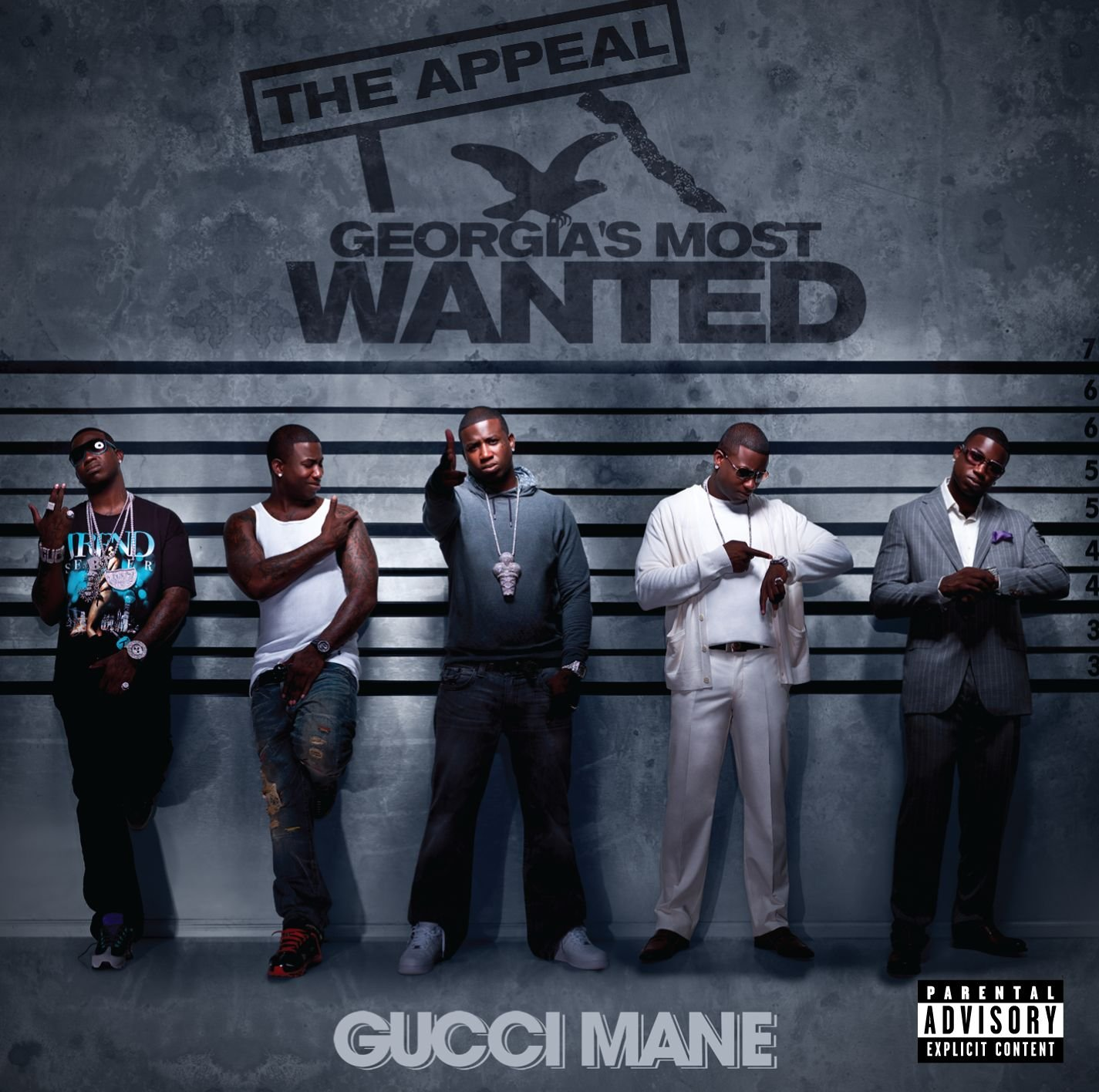 The Appeal: Georgia's Most Wanted (Explicit) by CD