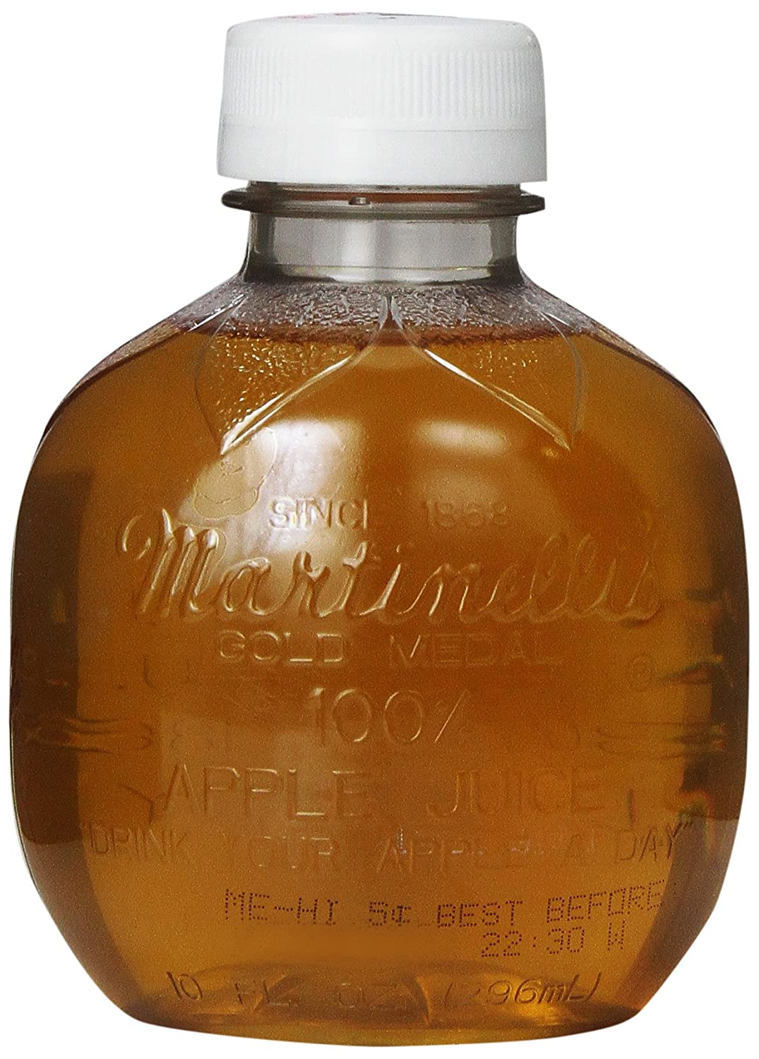 Martinelli's, Apple Juice, Apple Shaped PET, 10 oz