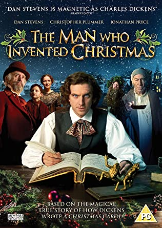 The Man Who Invented Christmas Dvd.The Man Who Invented Christmas Dvd 2017 Amazon Co Uk