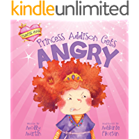 Princess Addison Gets Angry (Princess Heart)