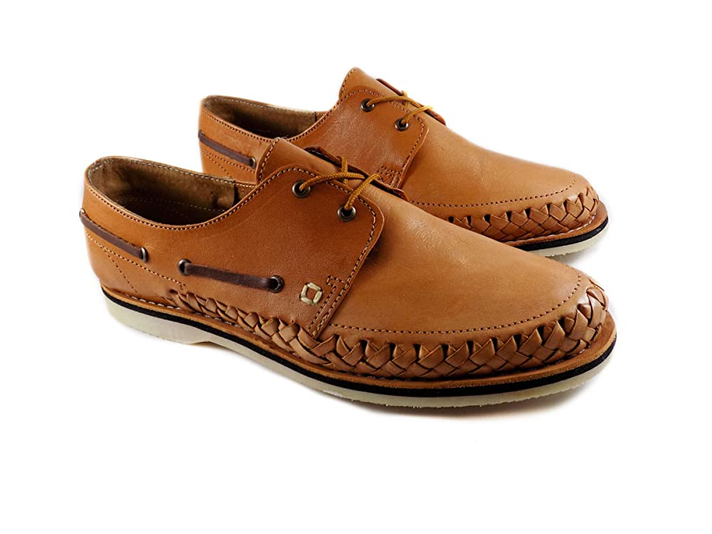 Mexican huaraches for men, top siders
