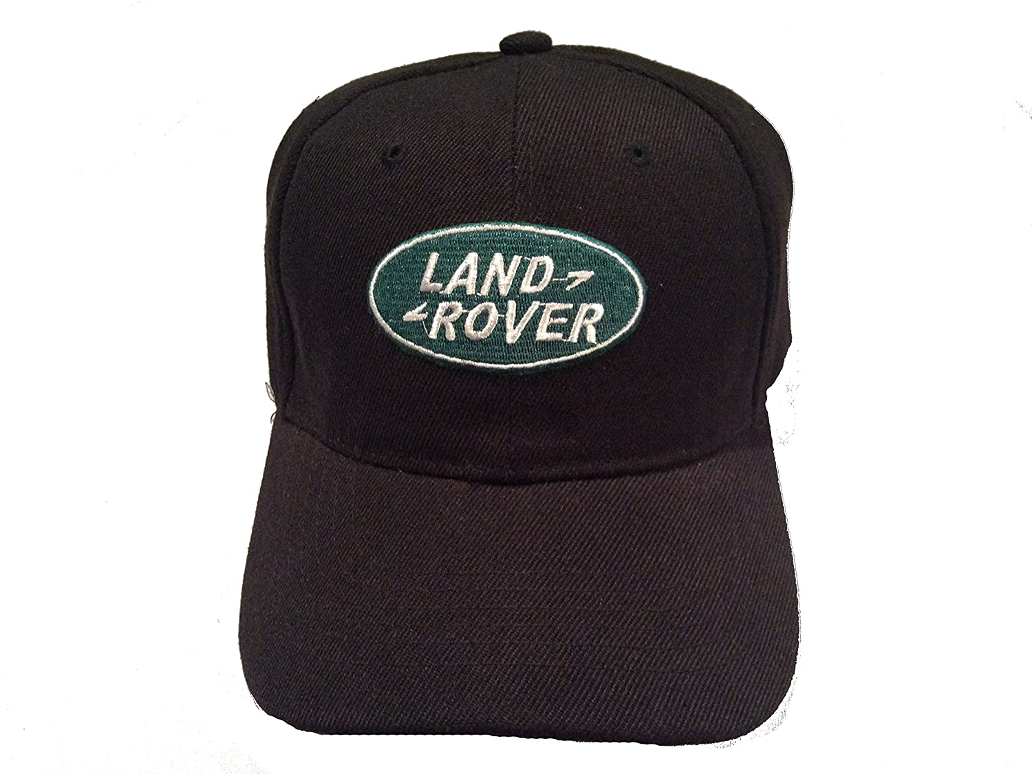 5ee283f4adc Amazon.com  Land Rover Baseball Cap Hat Black. Adjustable. New!  Sports    Outdoors