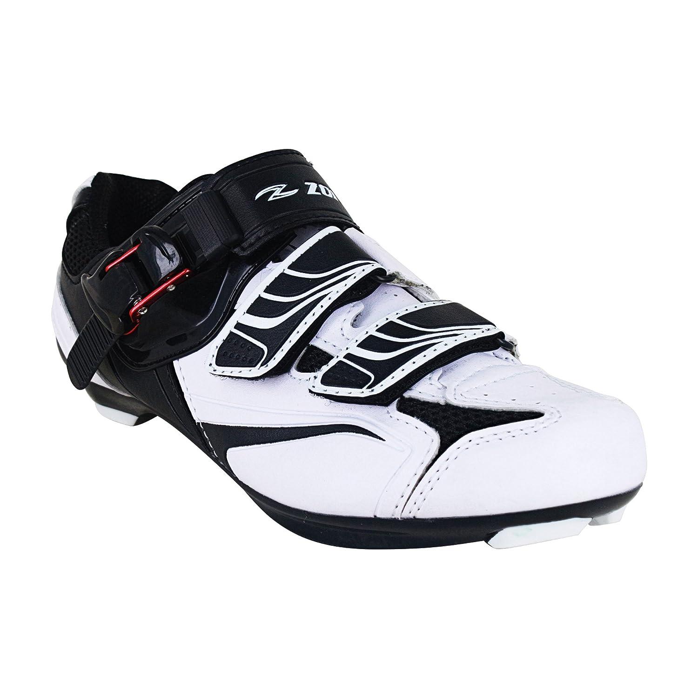 Zol Centurion Plus 3-Bolt Road Cycling Shoes and SPD Compatible B00MWAE15G 43 CM (EU)/ 10 (US)