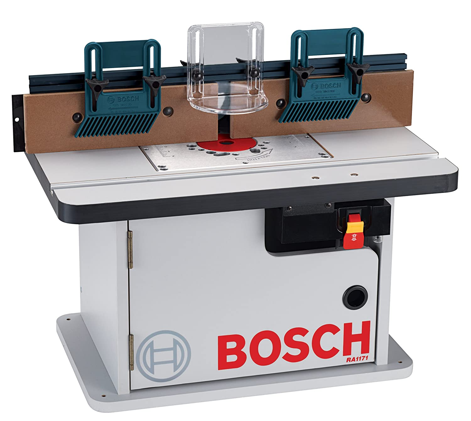 Bosch Cabinet Style Router Table RA1171 - Power Router Accessories -  Amazon.com