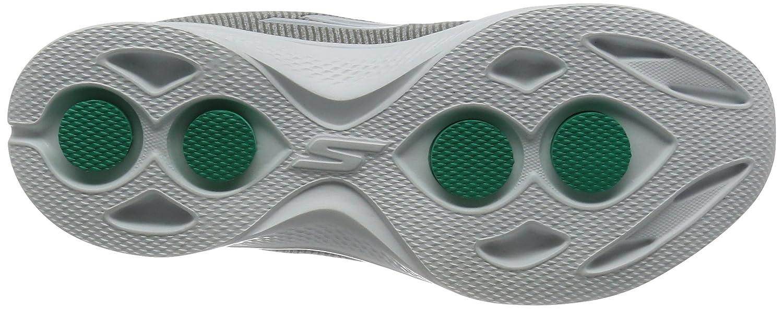 Skechers Damen Go Walk 4 Sneaker Sneaker 4 Grau (Grau) ec7045