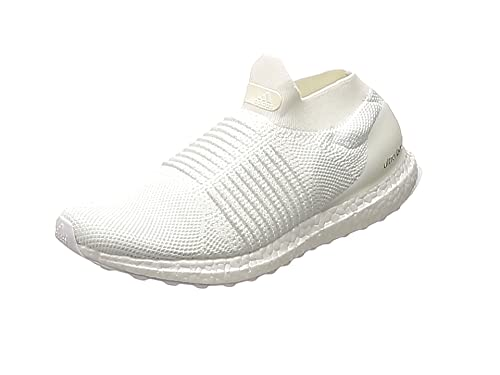 best service 06a34 91190 adidas Ultraboost Laceless, Chaussures de Fitness Homme, Blanc  Ftwbla Negbas 000, 40