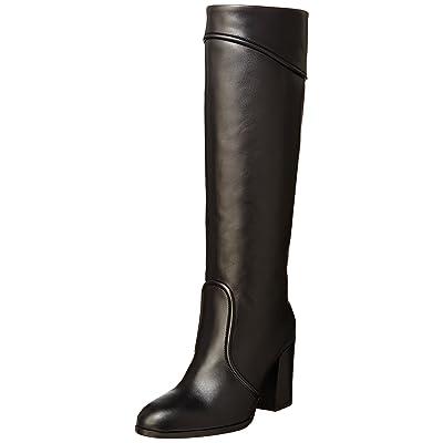Atelier Mercadal G 5140/F 1498, Bottes Classiques Femme, Noir (Vitello Nero), 41 EU