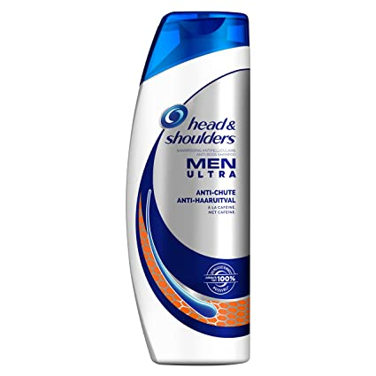 Head & Shoulders Champú anticaspa y anticaída, 500 ml ...