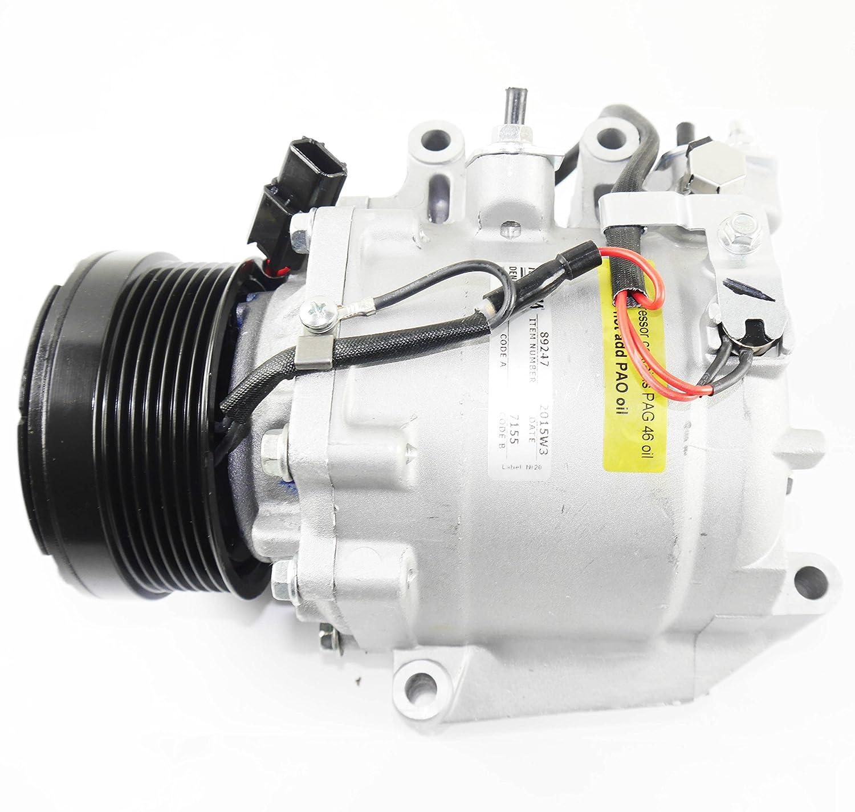 Klimaanlage NISSENS 89247 Kompressor