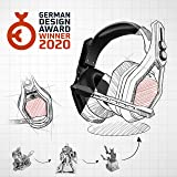 Mpow Iron Gaming Headset Xbox One PS4 PC