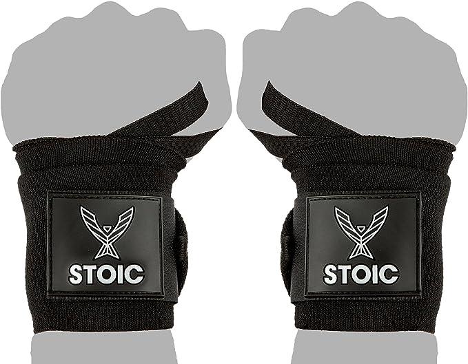 Stoic Wrist Wraps for gym workout
