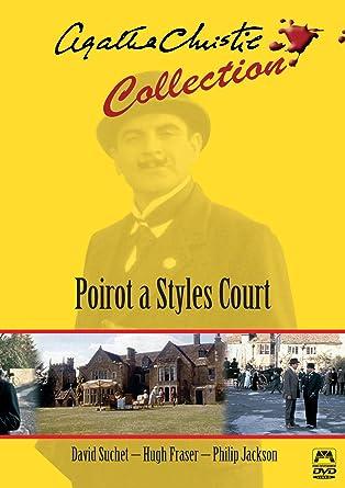 Poirot , Agatha Christie , Poirot a Styles Court