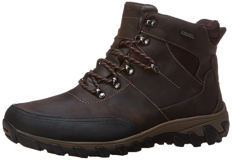 Amazon.com | Rockport Men's Cold Springs Plus Mudguard Snow Boot ...