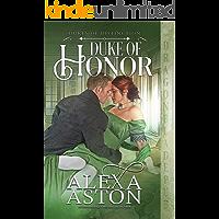 Duke of Honor (Dukes of Distinction Book 5)