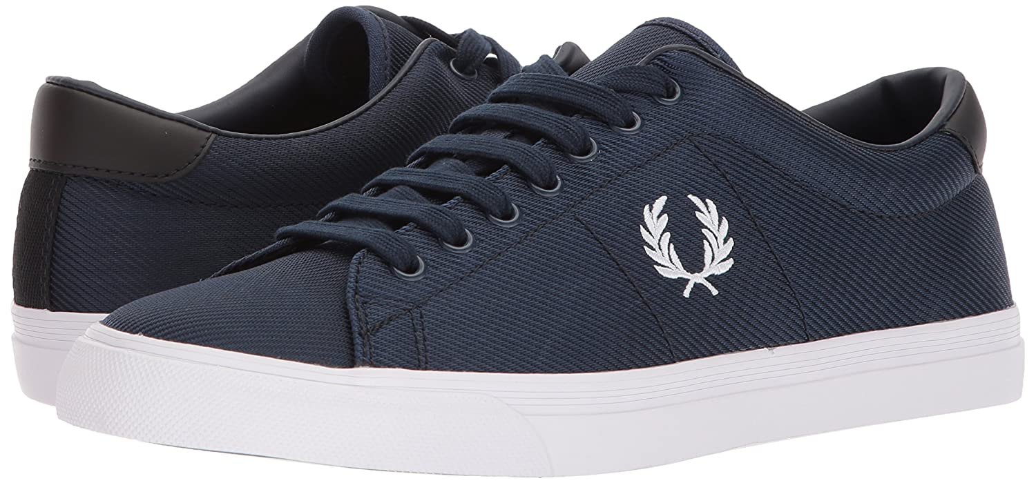 130f4845d2d88a Amazon.com  Fred Perry Men s Underspin Nylon Sneaker  Shoes
