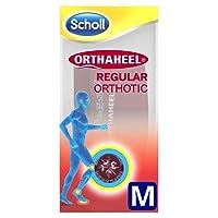 Scholl Orthaheel Regular Orthotic Medium