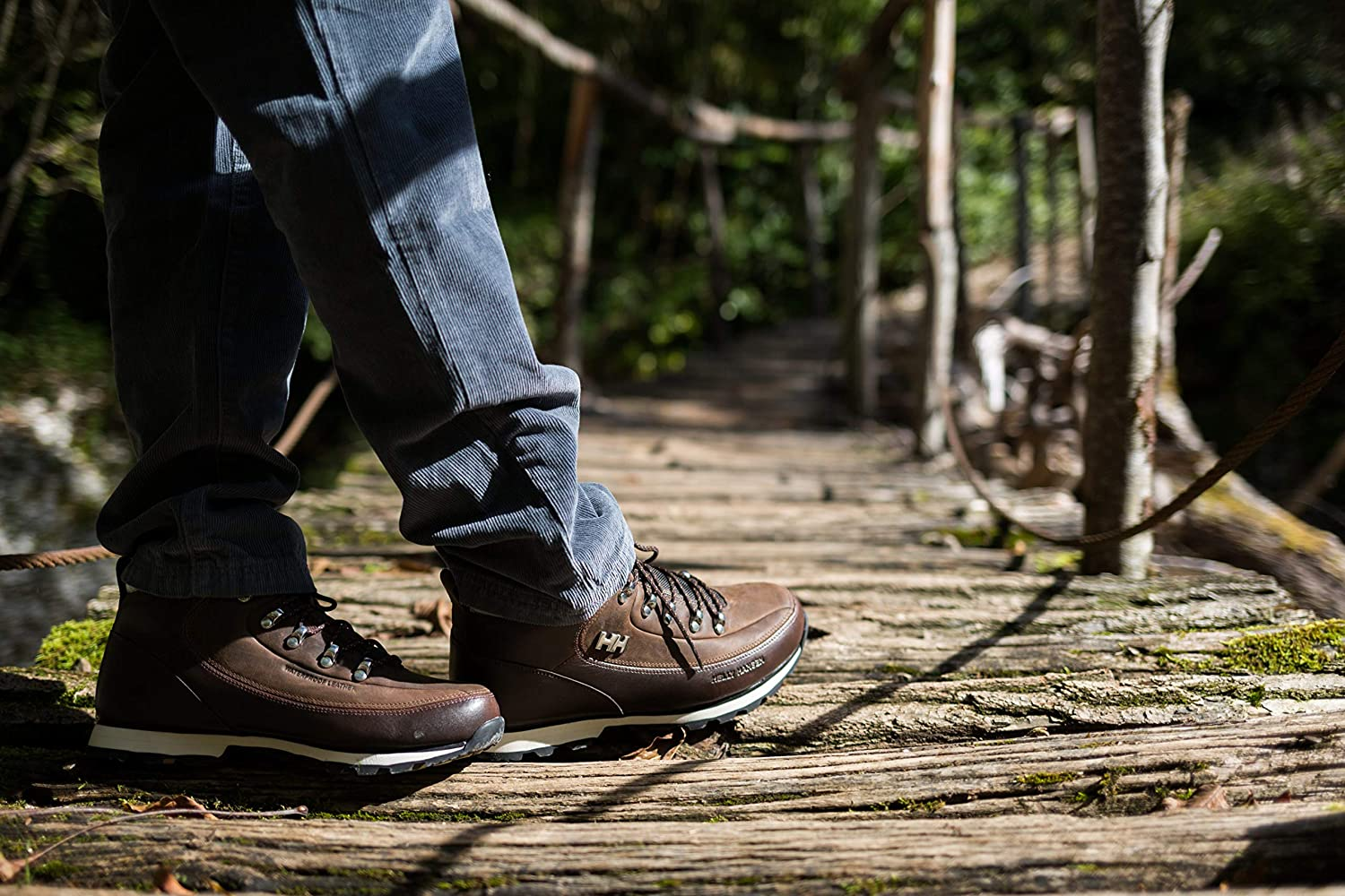 Helly-Hansen Mens The Forester-M Hiking Boot