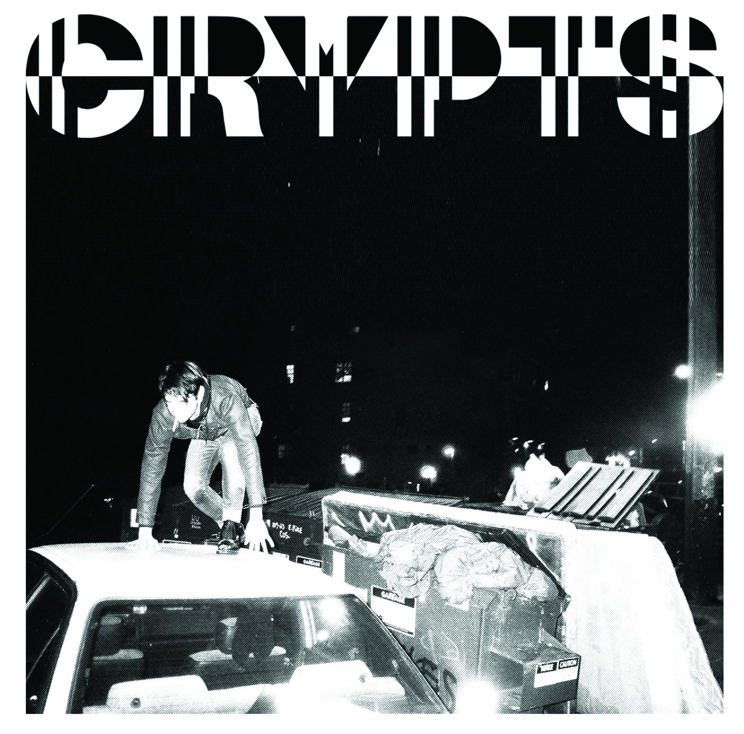 CD : Crypts - Crypts (Digipack Packaging)