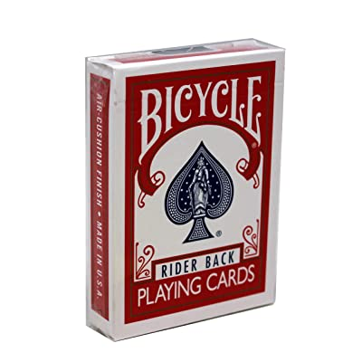 Ultimate Marked Deck (RED Back Bicycle Cards) - Trick: Toys & Games