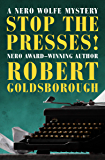 Stop the Presses! (The Nero Wolfe Mysteries Book 11)