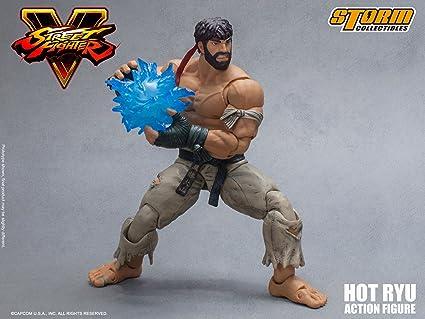 Storm Collectibles Evil Ryu /& Violent Ken Ultra Street Fighter II Figure Set