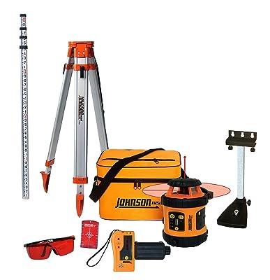 Johnson Level Tool 99-006K Rotary Laser