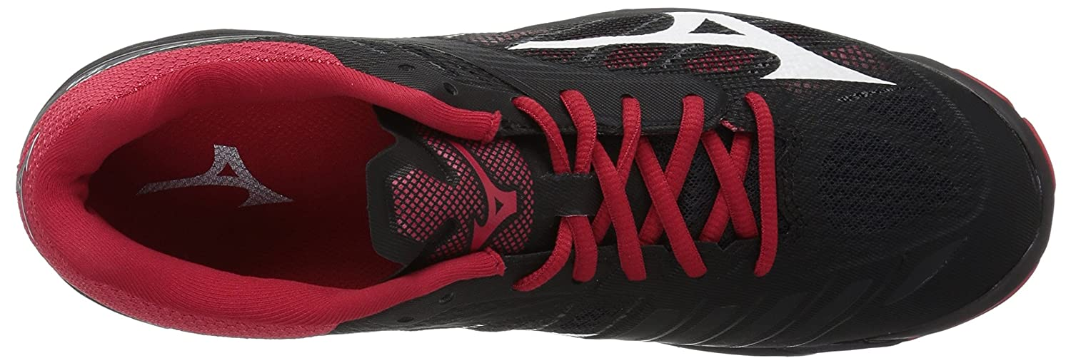 Mizuno Women's Wave B07827RSSS Lightning Z4 Volleyball Shoe B07827RSSS Wave Women's 11 B US|Black/Red 947fe7