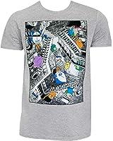 Adventure Time Escher Stairs Tee Shirt