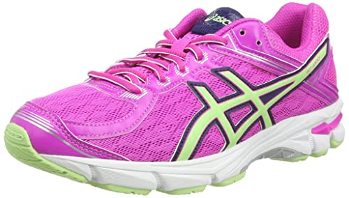 ASICS Gt-1000 4 Gs, Unisex Kids' Training Running Shoes, Pink (