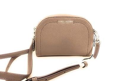 grossiste 58083 c023a Marc Jacobs sac bandoulière playback cuir gris 20x15x4cm ...