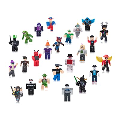 Roblox Action Collection - Series 2 Mystery Figure Ultimate Collector's Set [Includes 24 Exclusive Virtual Items]: Toys & Games