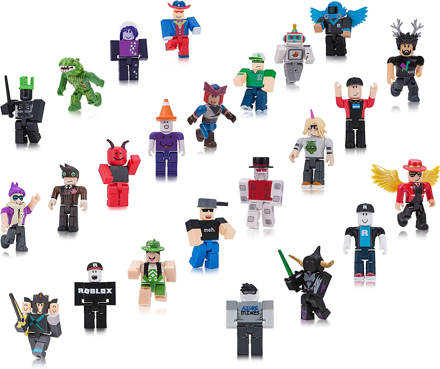 Amazon Com Roblox Action Collection Series 2 Mystery Figure