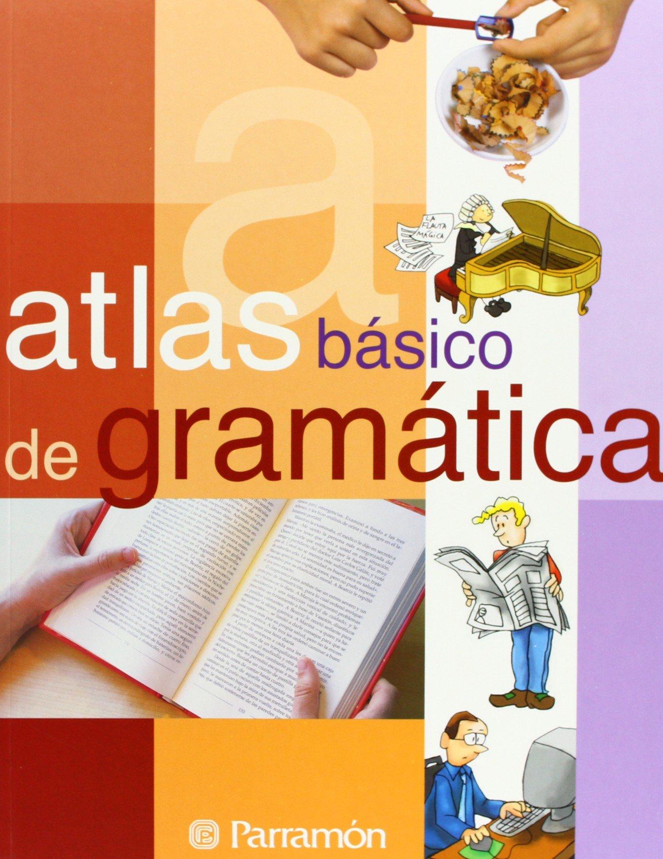 Download Atlas Basico De Gramatica / Basic Atlas of Grammar (Spanish Edition) PDF