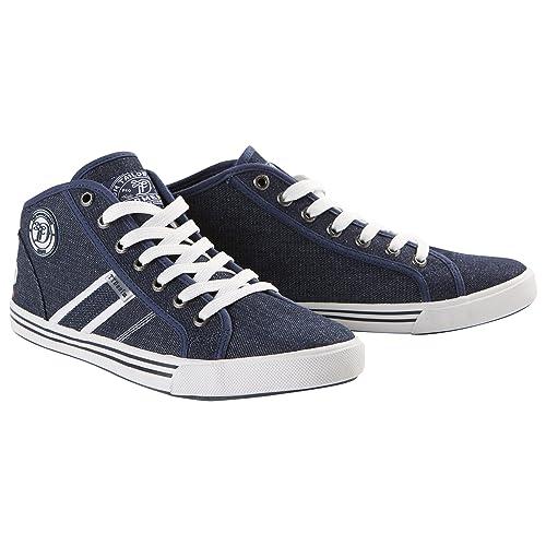 TOM TAILOR Denim Zapatillas de Lona para hombre: Amazon.es: Zapatos y complementos