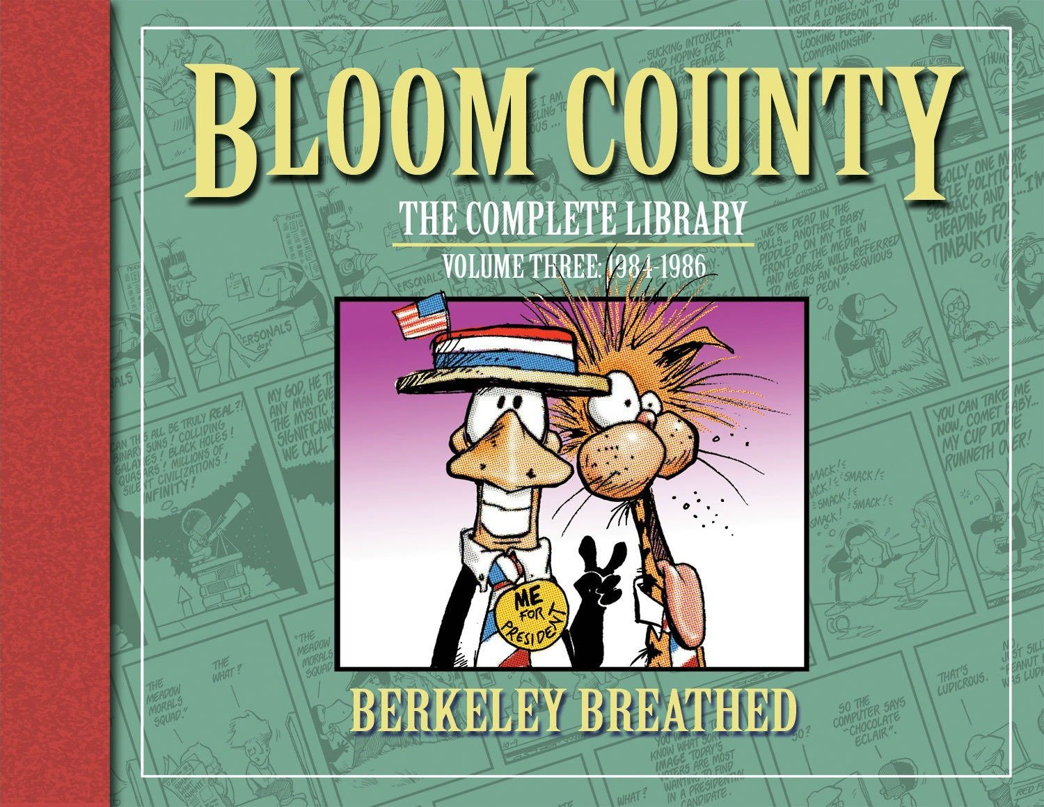 Bloom County: The Complete Library, Vol. 3: 1984-1986 (Bloom County Library) pdf epub