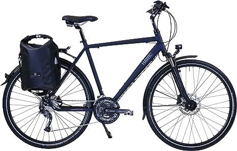 Hawk Trekking Gent Deluxe Plus - Bicicleta de montaña (incluye ...