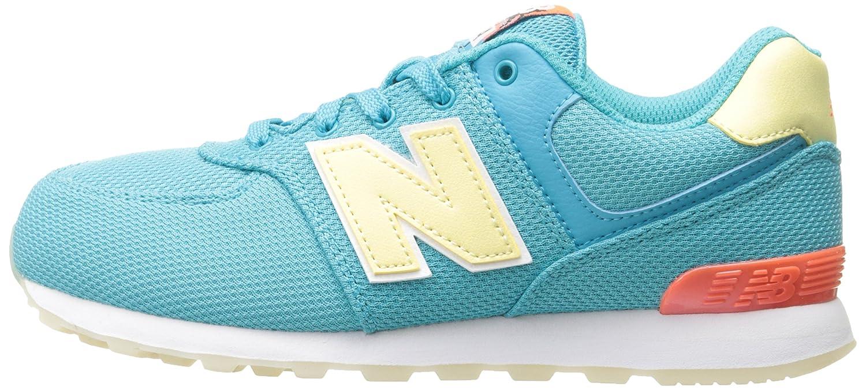 Running Shoe BK New Balance Kids 574 Fashion Sneaker Miami Palms