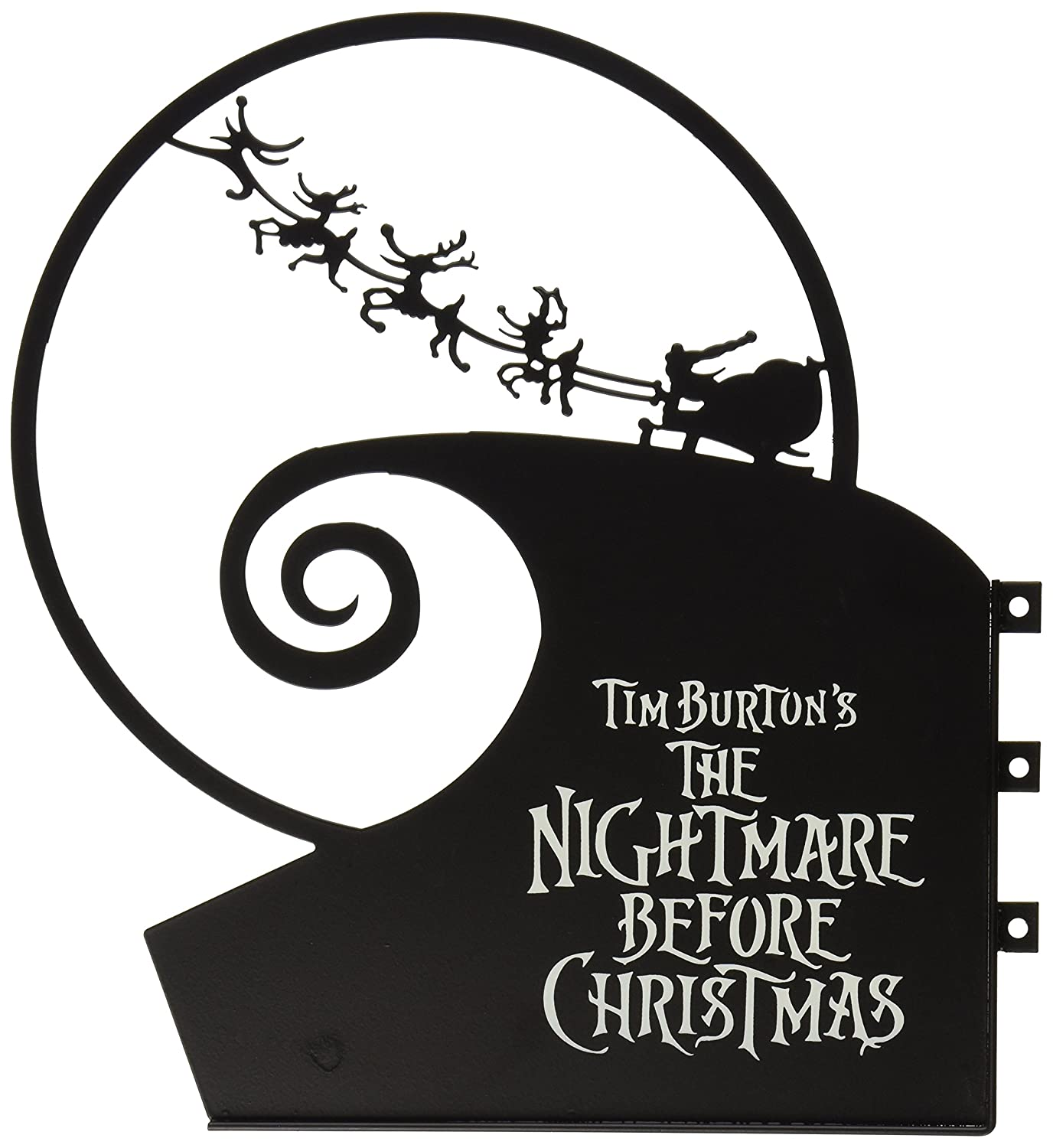 Amazon.com: Neca Nightmare Before Christmas inches Set Out to Sleigh ...