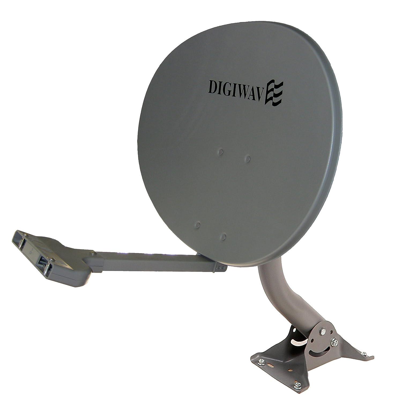 Digiwave 24-Inch Elliptical Satellite Dish (DWD55TE)