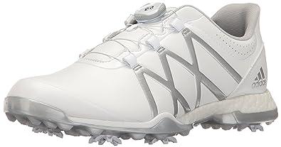 the best attitude 99e54 399bb adidas Womens Adipower Boost BOA Golf Shoe, WhiteMatte Silver, ...