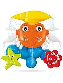 U201cCecil The Crabu201d   Bath Friends Baby Bath Toys For Safe, Educational,